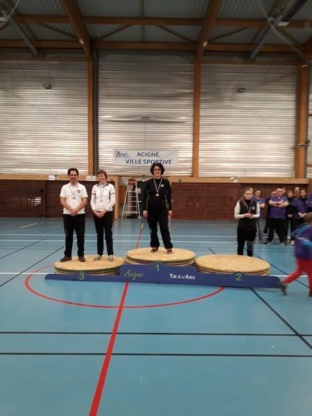Concours Salle Acigne Les Archers De Laille
